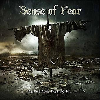 Sense of Fear - As the Ages Passing by [CD] USA import