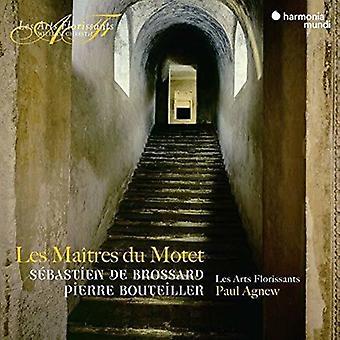 Les Arts Florissants - Les Maitres Du Monet [CD] USA import