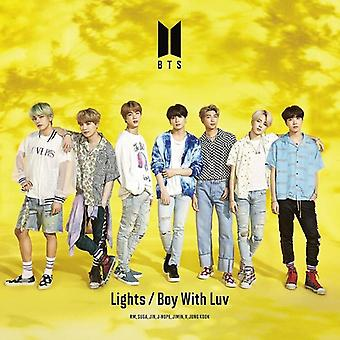 Lights / Boy With Luv (Music Videos) [CD] USA import