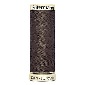 Gutermann Ommella-all 100 % Polyesteri Thread 100m Käsi ja kone värikoodi - 480