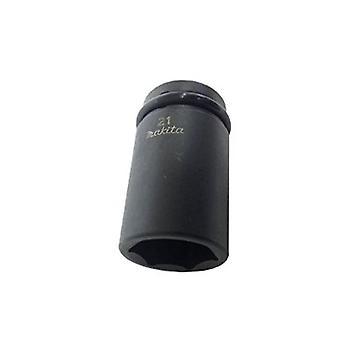 Makita 134833-2 Scaffolders Impact Socket 21mm