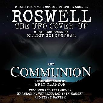 Roswell The Ufo Cover-Up - Communion / Music From [CD] USA import