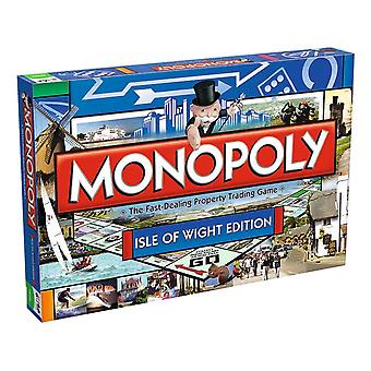 Isle of Wight Monopoly Board Game