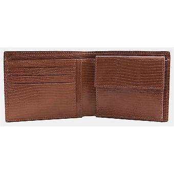 Primehide Leather Mens Wallet Croc Collection Gents Notecase 6616