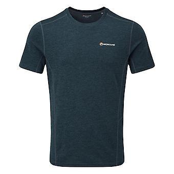 Montane Men's Dart T-Shirt Blauw