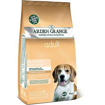 Arden Grange Adult Dog - Pork & Rice - 12kg