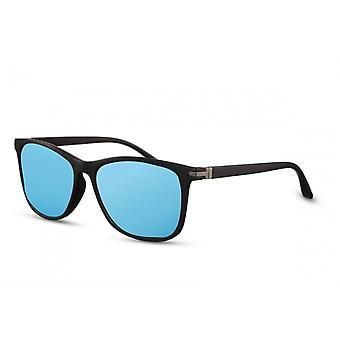النظارات الشمسية الرجال المسافرين الرجال Cat.3 الأسود / الأزرق (CWI2523)