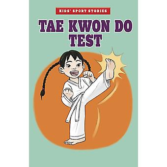 Tae Kwon Do Test by Oxtra & Cristina