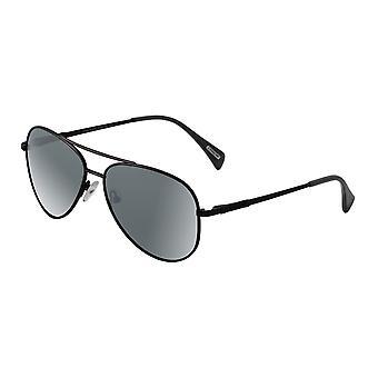 Dirty Dog Maverick Polarised Sunglasses (grey/silver Mirror)