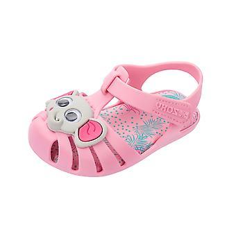 Zaxy Baby Animal Girls Toddler Sandals -  Pink