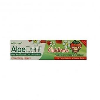 Aloés Dent - Childrens pasta dentífrica 50ml