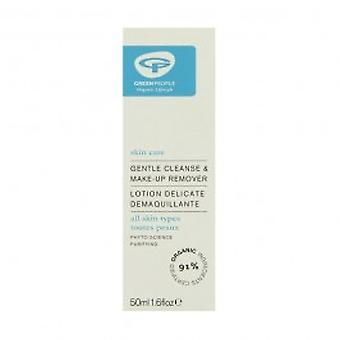 Green People - 2 in 1 Alcohol Free Cleanser & Make-Up Remover 150ml