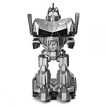 Remote Control Ride Sur Humanoid Robot Car Toy, Movable Transformer Car With