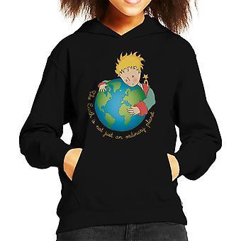 Pieni prinssi maa ei ole vain tavallinen planeetta Kid'huppari