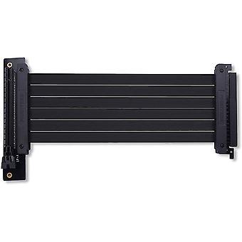 Adaptateur 90 degrés 220mm Flatline PCI-E x16 Riser Cable