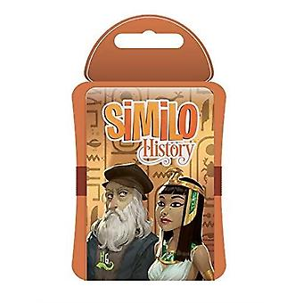 Similo History Card Game