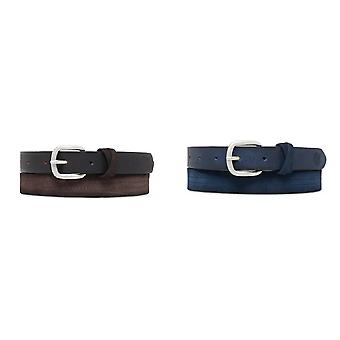 Timberland Womens/Ladies Casual Line Leather Belt