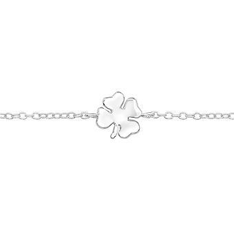Lucky apila - 925 Sterling Silver ketjun Rannekorut - W22893x