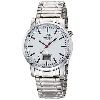 Mens Watch Master Time MTGA-10590-10M, Quartz, 41mm, 3ATM