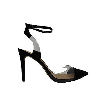 INC International Concepts Femmes Kaijaf Suede Pointed Toe Ankle Strtrap Classi...