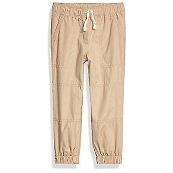 Brand - Spotted Zebra Boys Woven Lined Jogger Pants