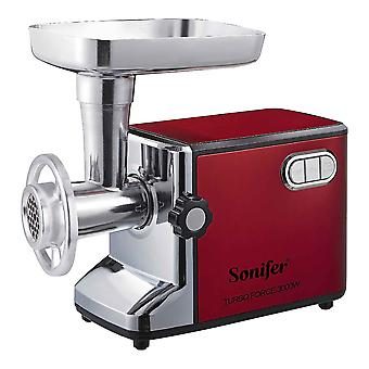 Stainless Steel, Heavy-duty Electric Meat Grinders - Meat Sausage Stuffer Food