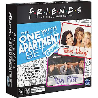 FRIENDS Trivia Game: The One Where They Lose the Apartment