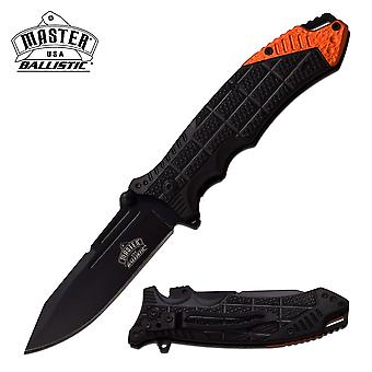MASTER - A040OR - Folding Knife
