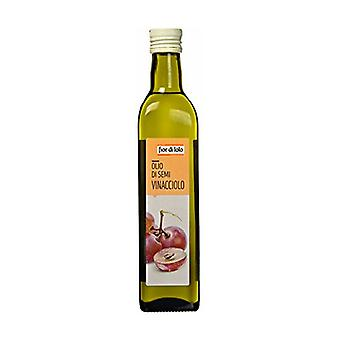 Grapeseed oil 500 ml of oil