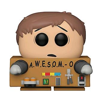 South Park Awesom-O Unmasked US Exclusive Pop! Vinyl