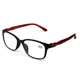 Hombres Anti Blue Rays Presbyopia Gafas Anti Fatigue Computer Eyewear