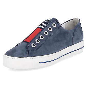 Paul Green 4797118 4797118NUBUKINDIGO universal all year women shoes