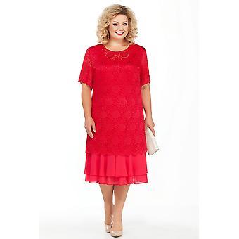 Plus-kokoinen pitsi äiti bride mekot puku häät juhla puku