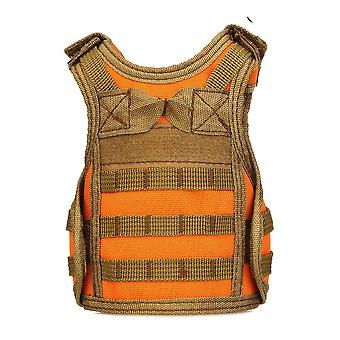 Tactical Premium Beer Military Molle, Mini Miniature Hunting Vests Adjustable