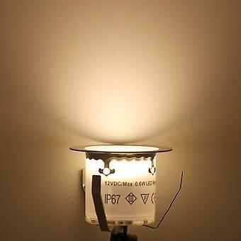 Led ondergrondse lampen voor tuin, trap en pad