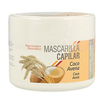 Coconut and Oatmeal Hair Mask with Keratin 250 ml