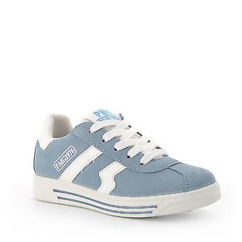 PRIMIGI Laced & Zipped Shoe Blue