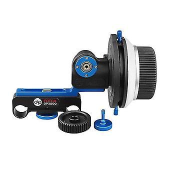 Fotga dp3000 m2 pro dampen a/b hard stop follow focus for dslr camera a9 a7 a7s a7rsii a7iii 5d 5d m