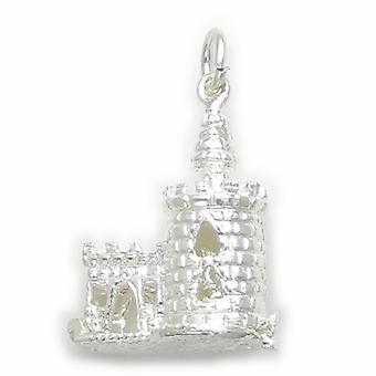 Bloody Tower London Engeland Opening Sterling Silver Charm .925 X 1 Charms - 4951