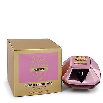 Lady Million Empire Eau De Parfum Spray By Paco Rabanne 1.7 oz Eau De Parfum Spray