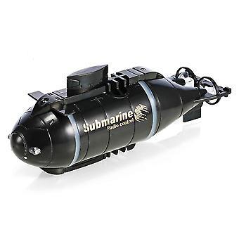 Radio fjernkontroll ubåt mini modell båt kraftig rc vann leketøy