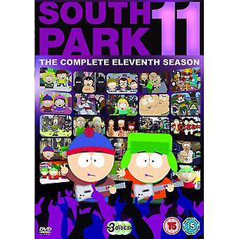 South Park Season 11 DVD