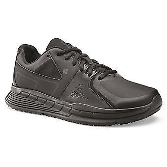 Shoes For Crews condor women's womens ladies trainers black UK Size