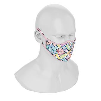 Maskery Premium Face Mask My Flower Garden