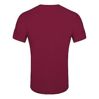Grindstore mens dos guardianes corto de una camiseta de escuadra