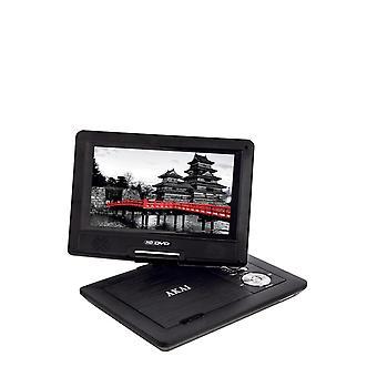 Akai Akai A51006 10 Inch Portable Multi-region Dvd Player Sd Card Usb Port