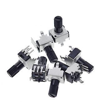 Potencialômetro do vedação do resistor 3pin ajustável