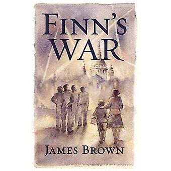Finn's War by James Brown - 9781845493882 Book
