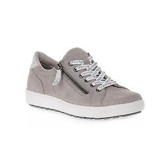 Jana 204 light grey shoes