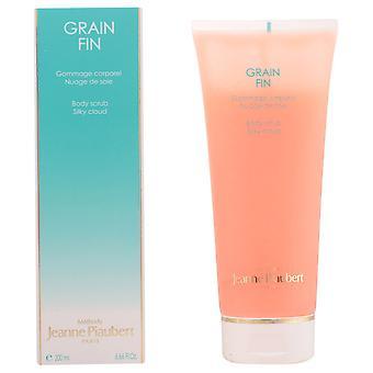 Jeanne Piaubert Grain Fin Body Scrub - Silky Cloud 200 ml